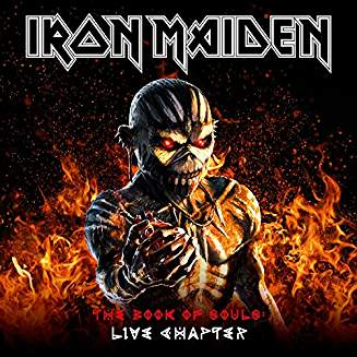 IRON MAIDEN – BOOK OF SOULS:LIVE CHAPTER