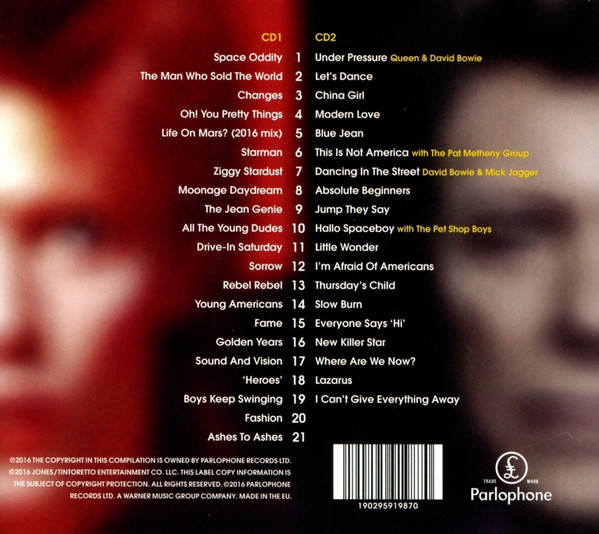 BOWIE DAVID - LEGACY:VERY BEST OF DBL