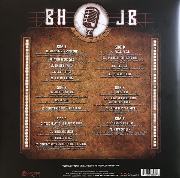 HART BETH - LIVE AT THE ROYAL ALBERT HALL ltd red vinyl...LP3
