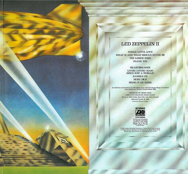 LED ZEPPELIN - LED ZEPPELIN 2...LP