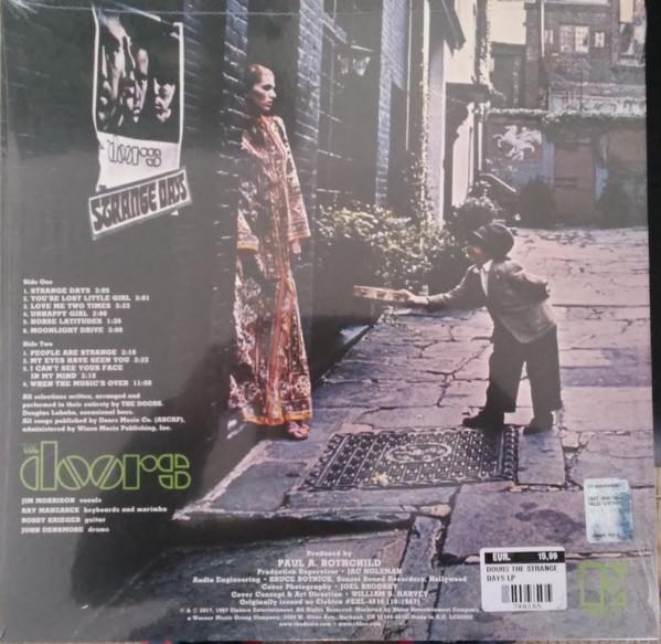 DOORS - STRANGE DAYS...LP mono