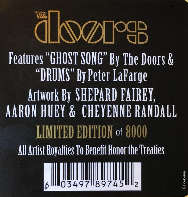 DOORS - HONOR THE TREATIES...LP