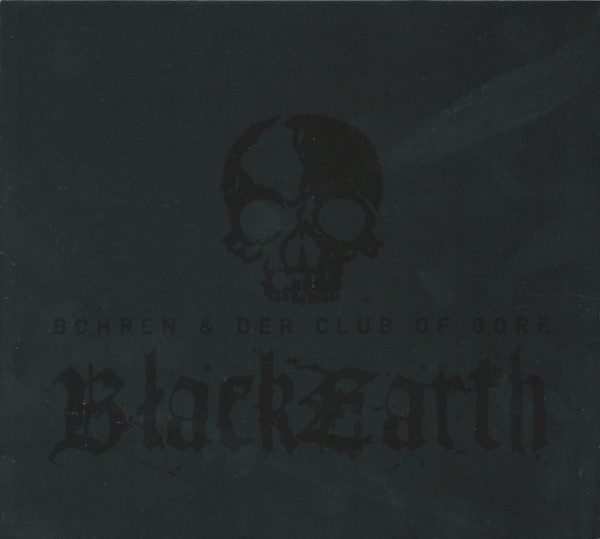 BOHREN & DER CLUB OF GORE - BLACKEARTH CD