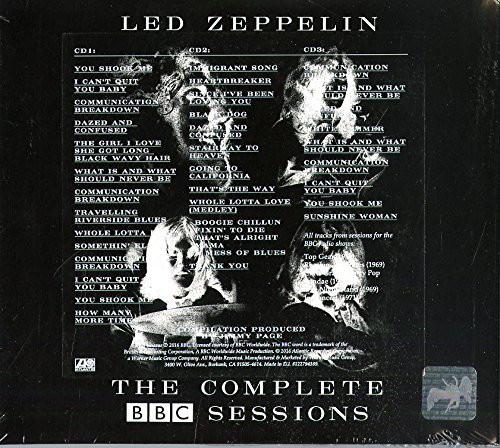 LED ZEPPELIN - CODA DLX LP (rem.2015)