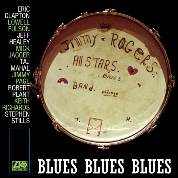 ROGERS JIMMY ALL STARS - BLUES BLUES BLUES LP2