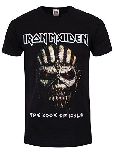 IRON MAIDEN - BOOK OF SOULS...TS-M