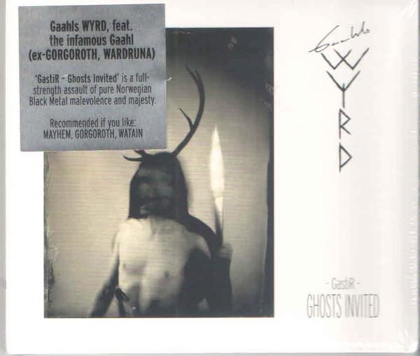 GAAHLS WYRD – GASTIR GHOST INVITED…CD