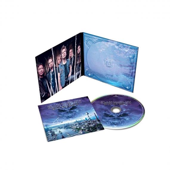IRON MAIDEN – BRAVE NEW WORLD RM digi…CD