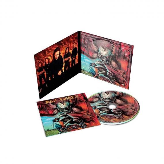 IRON MAIDEN – VIRTUAL XL RM digi…CD