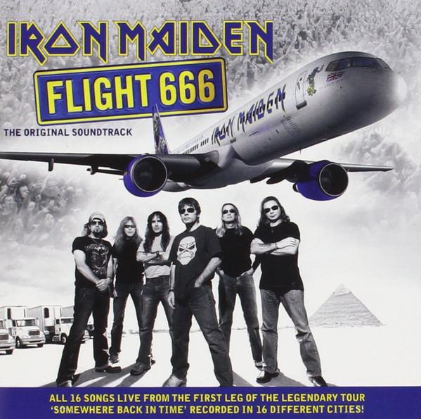 IRON MAIDEN – FLIGHT 666 CD2