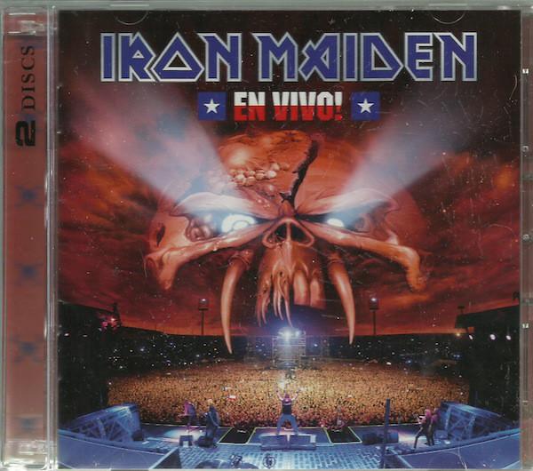 IRON MAIDEN – EN VIVO ! CD2