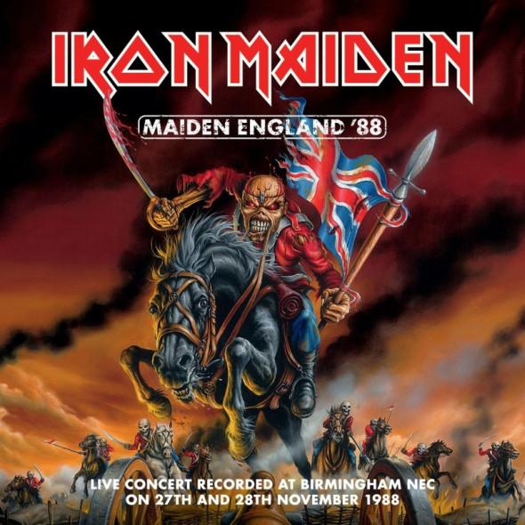 IRON MAIDEN – MAIDEN ENGLAND CD2