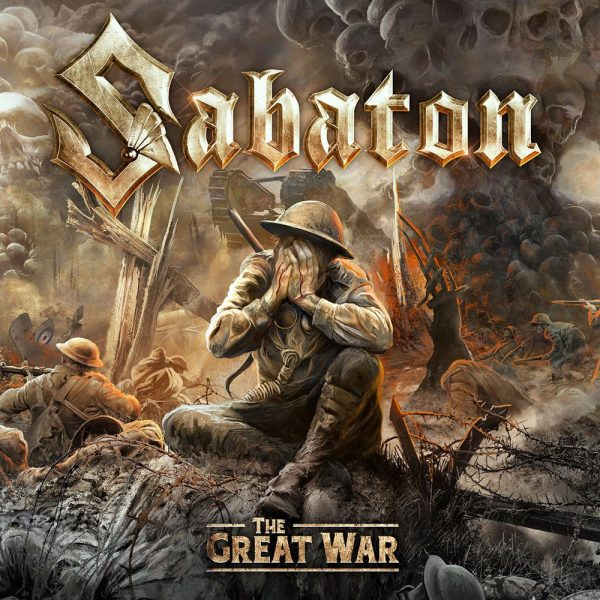 SABATON – GREAT WAR…CD