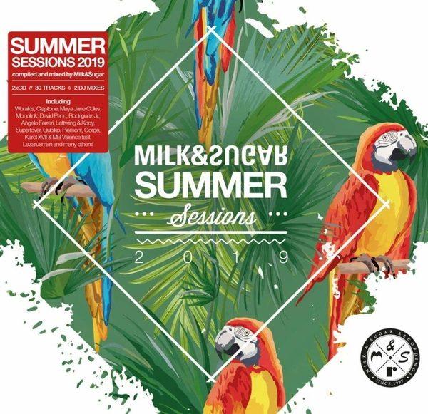 V.A. – MILK & SUGAR CD2
