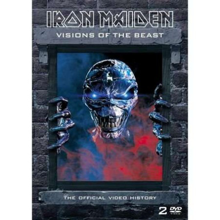 IRON MAIDEN – VISIONS OF THE BEAST…DVD2