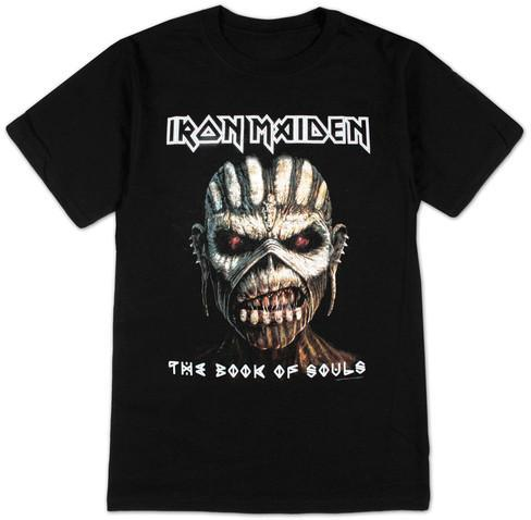 IRON MAIDEN – BOOK OF SOULS…TS-S