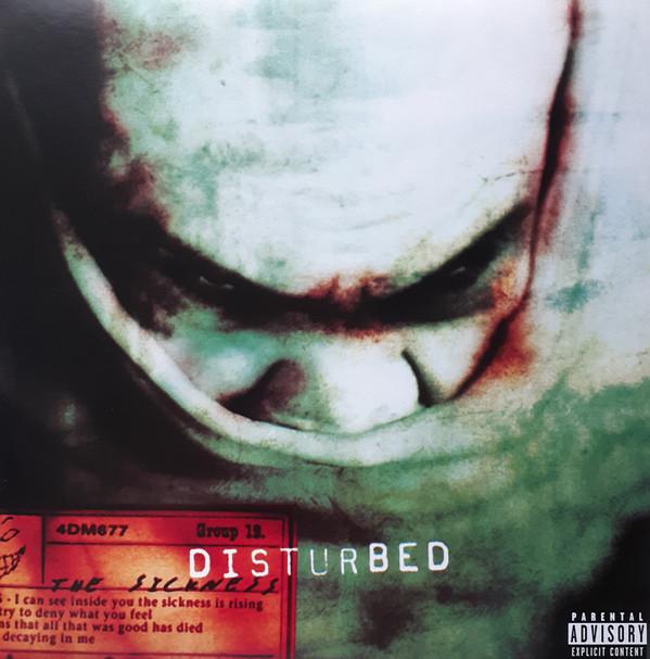 DISTURBED – SICKNESS…LP
