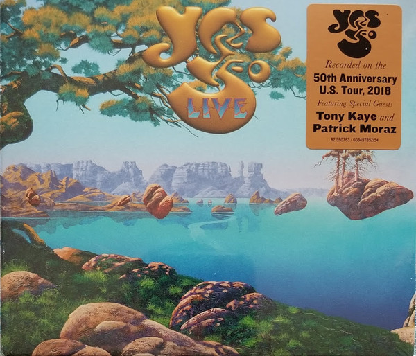 YES – YES 50 LIVE …CD2