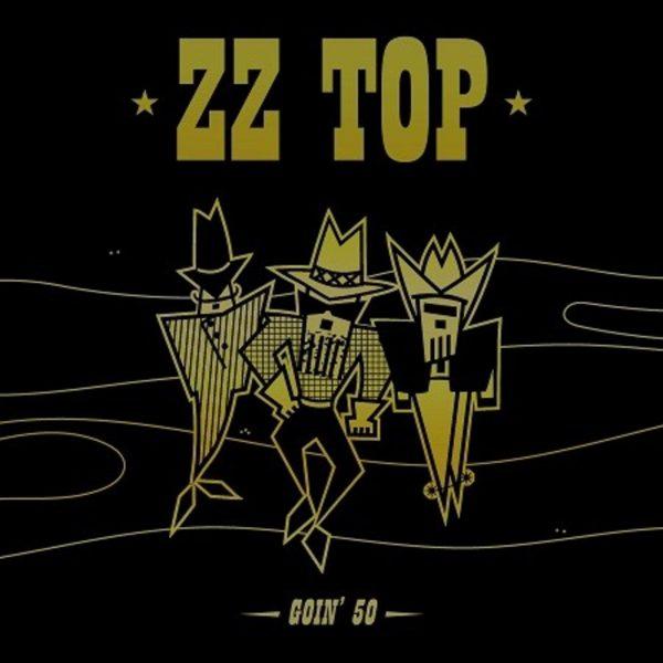 ZZ TOP – GOIN' 50 …LP5