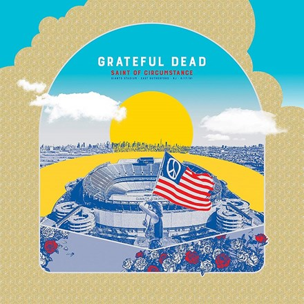 GRATEFUL DEAD – SAINT OF CIRCUMSTANCE CD3