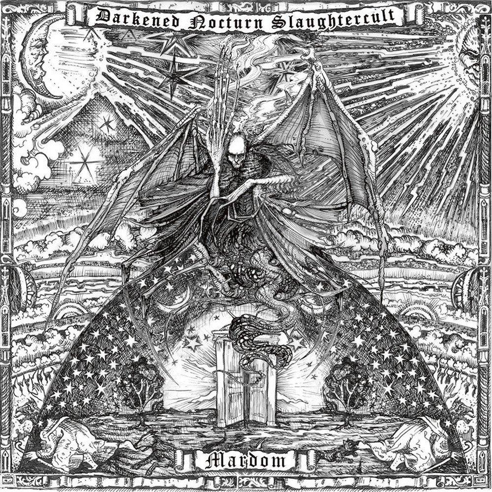 DARKENED NOCTURN SLAUGHTERCULT – MARDOM CD