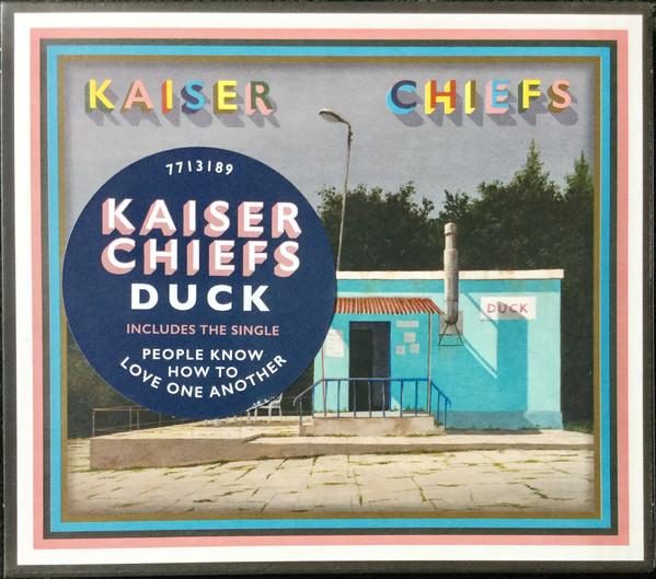 KAISER CHIEFS – DUCK…CD