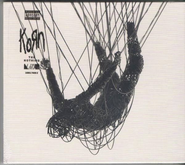 KORN – NOTHING CD
