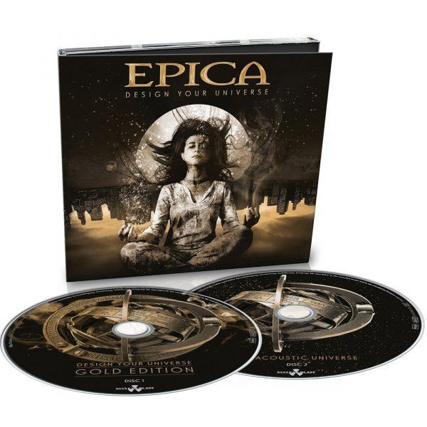 EPICA – DESIGN YOUR UNIVERSE digi CD2