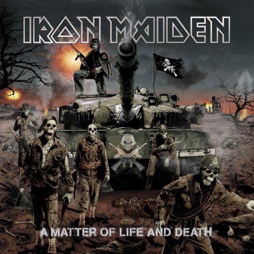 IRON MAIDEN – MATTER OF LIFE digi CD