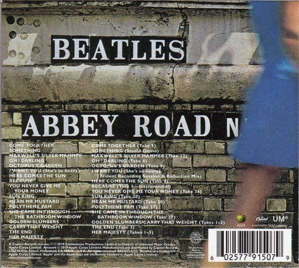 BEATLES – ABBEY ROAD (50 anniversary edition) CD2
