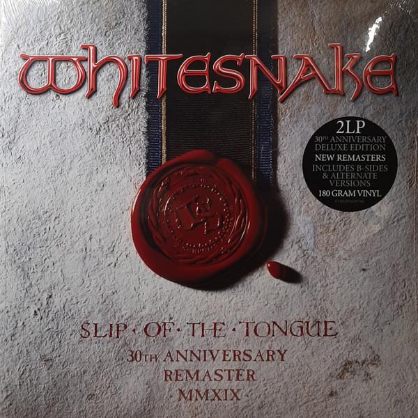 WHITESNAKE – SLIP OF THE TOUNGE LP2