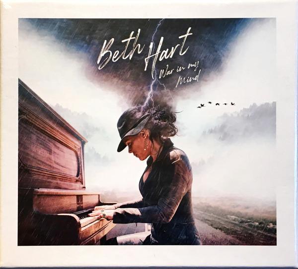 HART BETH – WAR IN MY MIND delux CD