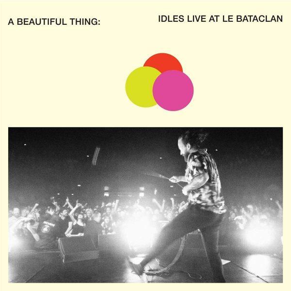 IDLES – BEAUTIFUL THING: IDLES LIVE AT LE BATACLAN CD2