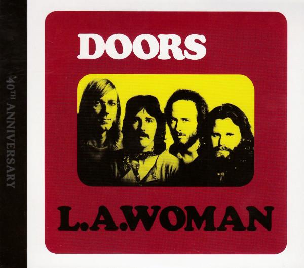 DOORS – L.A. WOMAN (40th anniversary)