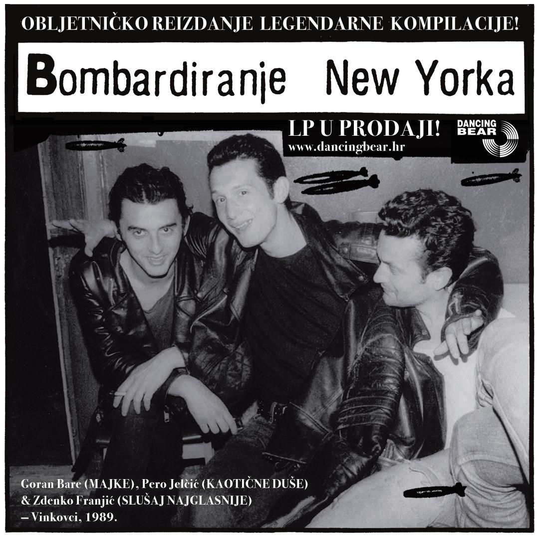 Bombardiranje New Yorka, Dancing Bear
