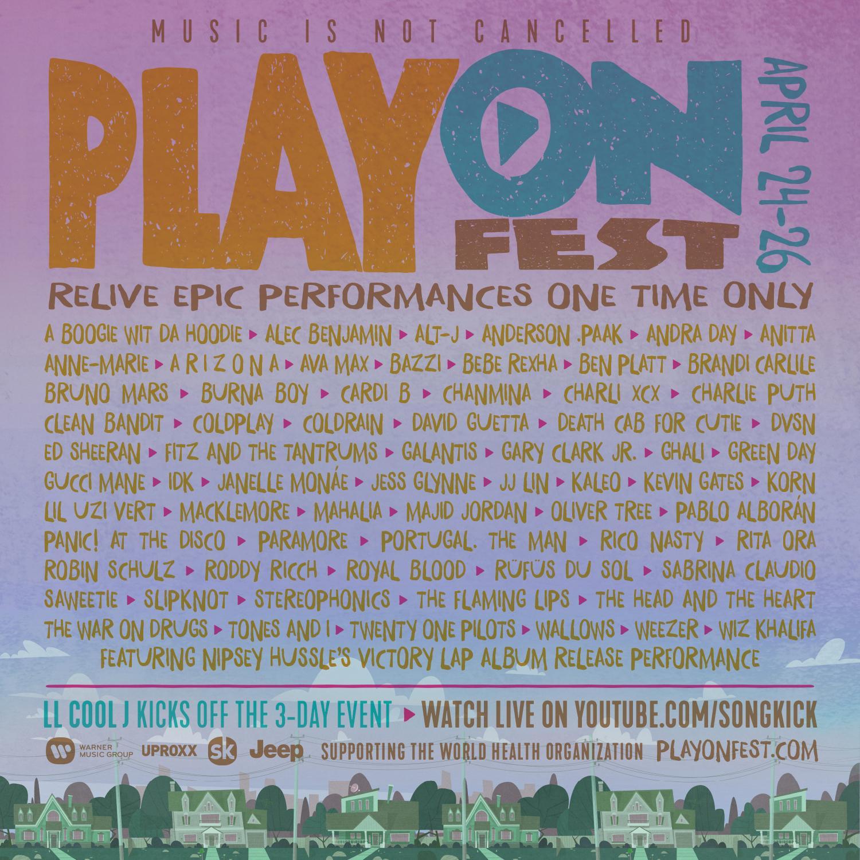 Najavljen PlayOn Fest – najveći virtualni festival u svijetu