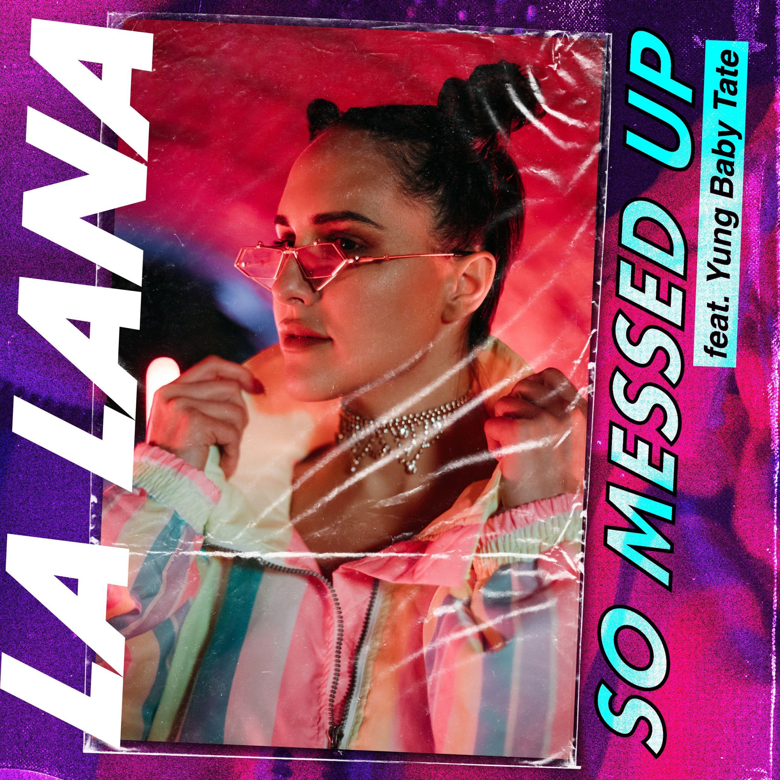 La Lana udružila snage s američkom repericom Yung Baby Tate!