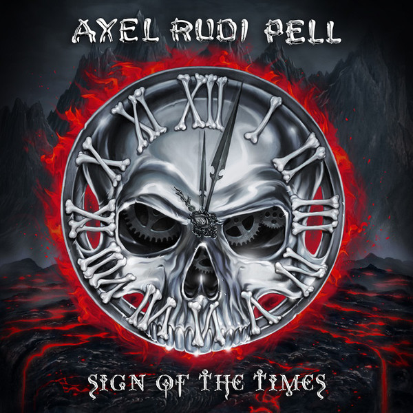 PELL AXEL RUDI – SIGN OF THE TIMES LP