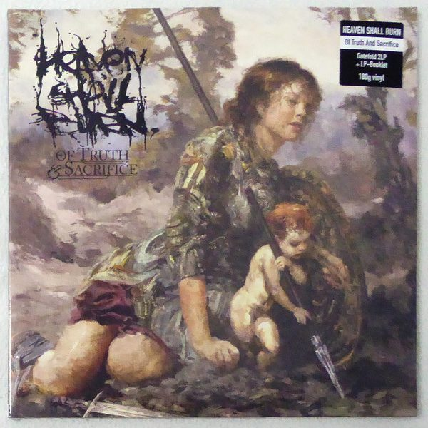 OF TRUTH & SACRIFICE – HEAVEN SHALL BURN LP2