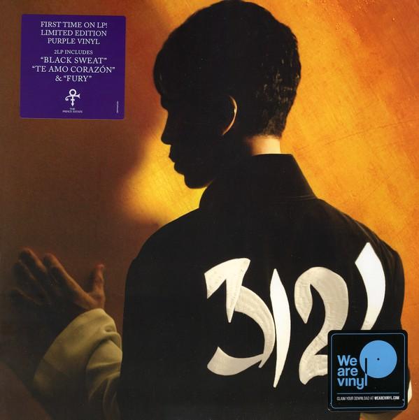 PRINCE – 3121 purple vinyl…LP2