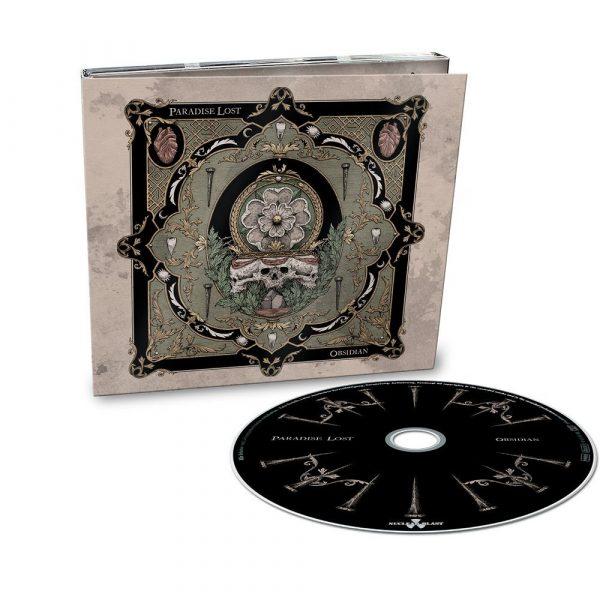 PARADISE LOST – OBSIDIAN CD LTD