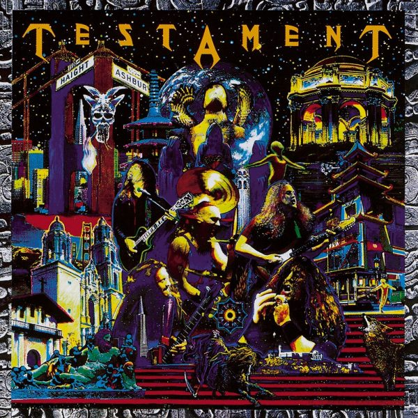 TESTAMENT – LIVE AT FILMORE CD