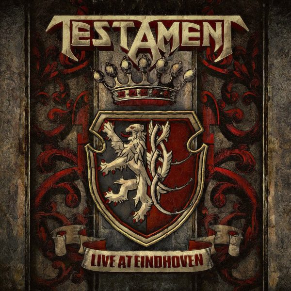 TESTAMENT – LIVE ATEINDHOVEN CD