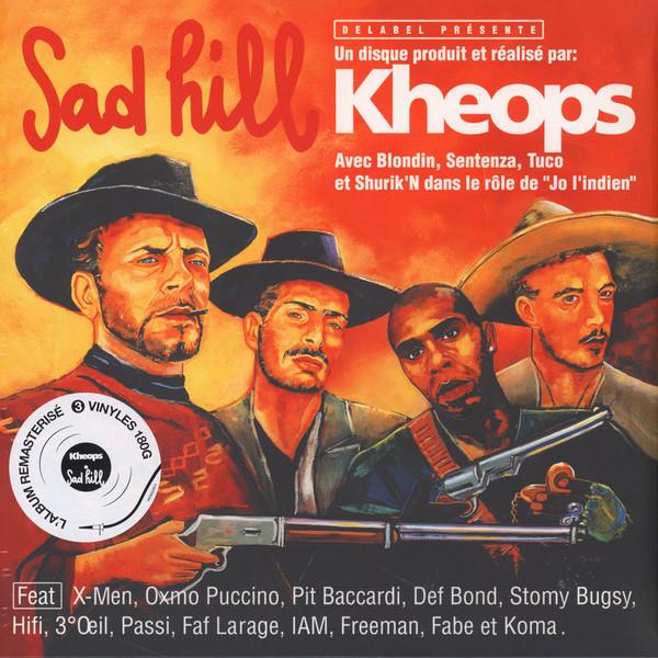 KHEOPS – SAD HILL LP3