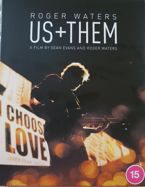 WATERS ROGER – US + THEM BRD