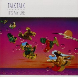 TALK TALK – IT'S MY LIFE purple vinyl LP