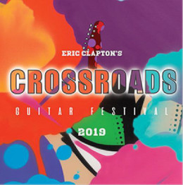 CLAPTON ERIC – CROSSROADS GUITAR FESTIVAL 2019 DVD2
