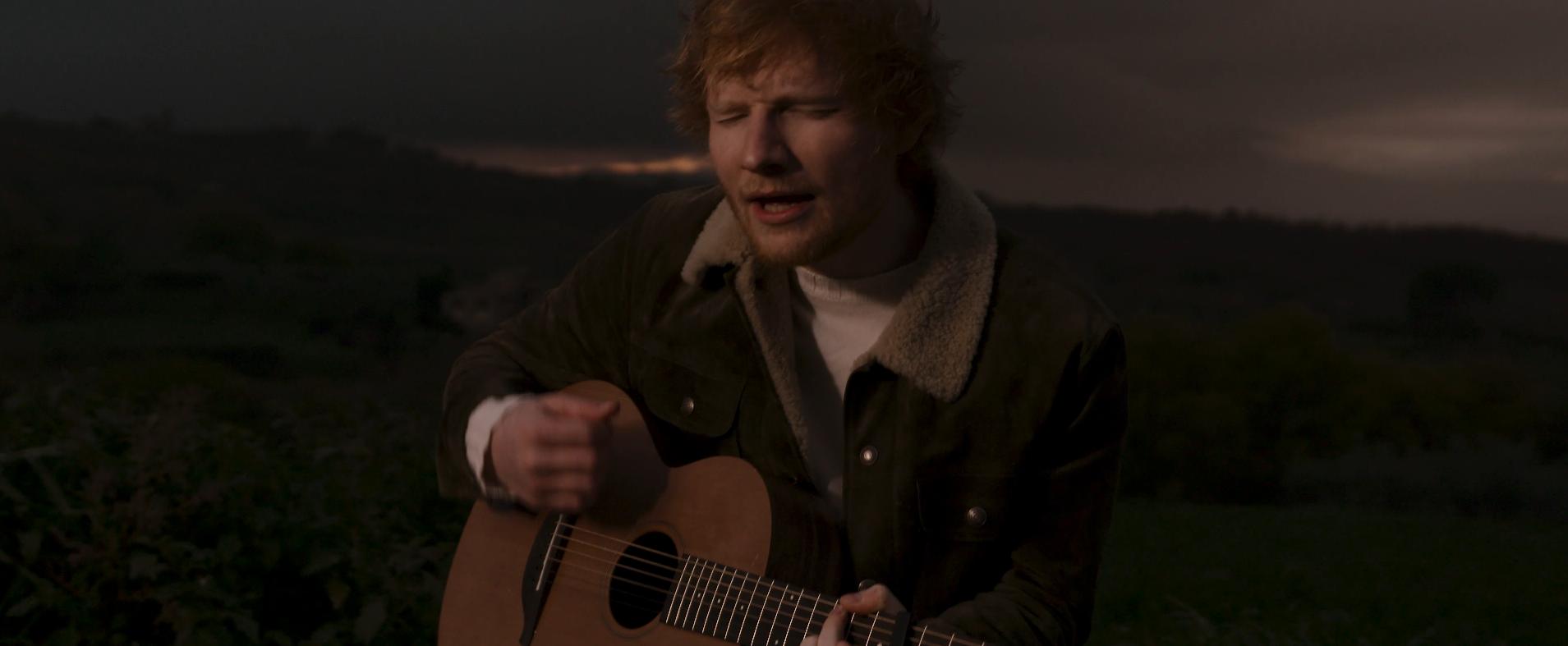 """Vratio se Ed Sheeran i uljepšao nam Božić s novom pjesmom """"Afterglow"""""""