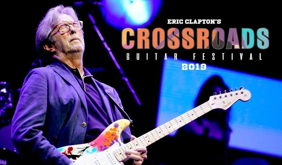 """Najveći hitovi Erica Claptona na izdanju """"Crossroads Guitar Festival 2019"""""""