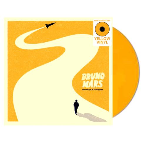 MARS BRUNO – DOO-WOPS & HOOLIGANS yellow vinyl LP
